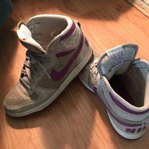 Nike sneakers high tops